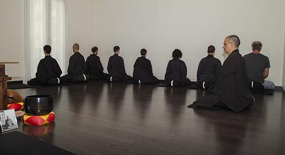 Dojo Zen | Budismo Zen en Barcelona | Horaires de Zazen et Calendrier