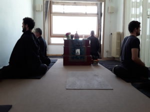 Dojo Zen | Budismo Zen en Barcelona | 2020/05/10 Taller Dharma y meditación zen en Girona